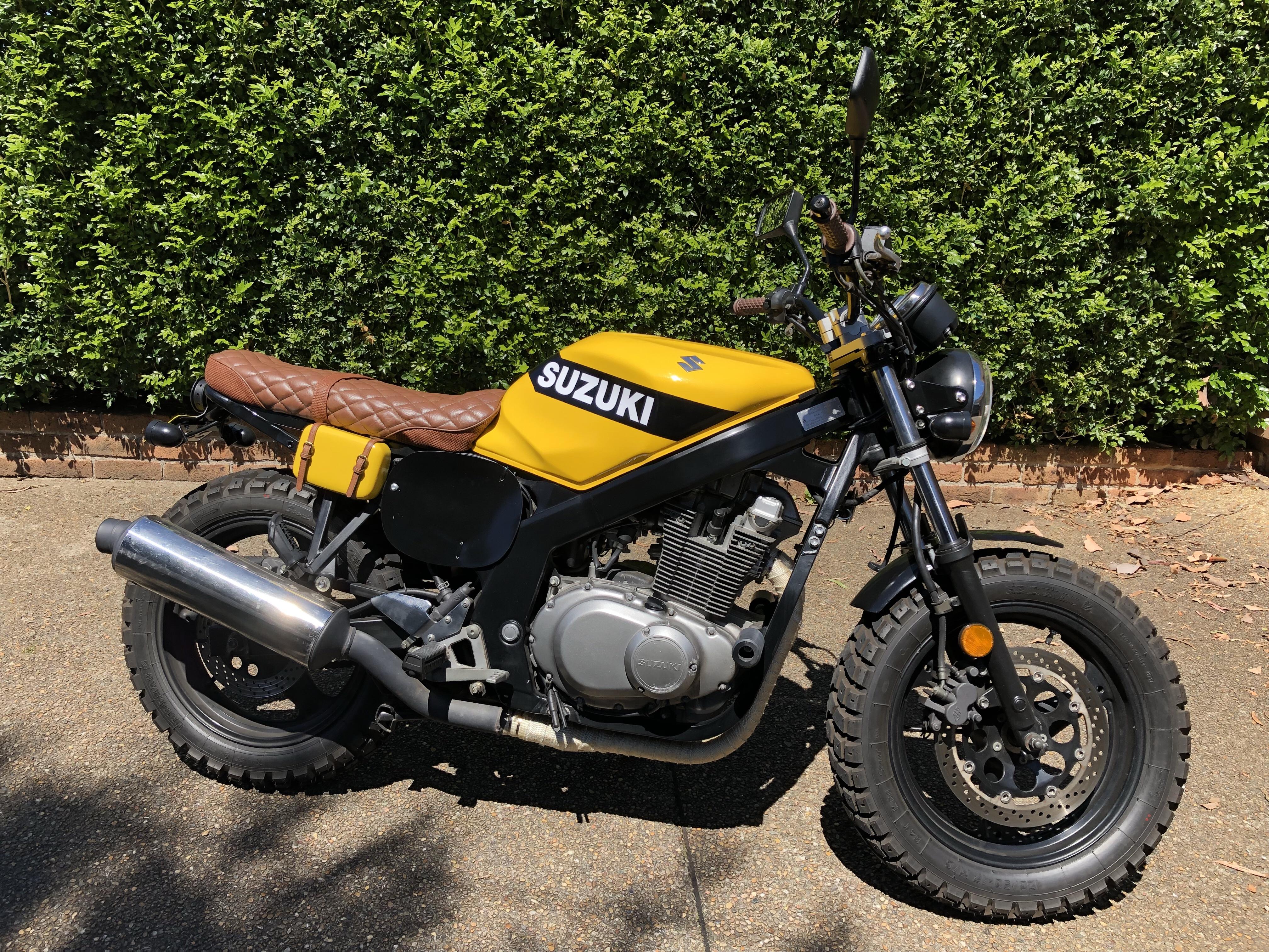 suzuki gs500 scrambler johonline s blog rh johonline net Suzuki Bandit Single-Seat Suzuki GS500E